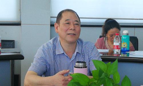 裕贡国际酒业组织召开年中销售精英大会李胥兵莅临指导